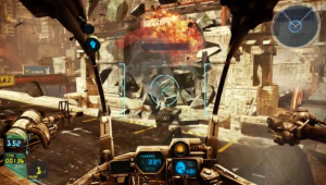 Levels themselves are torn apart in new Hawken demo trailer