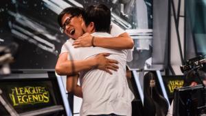 A Region Reborn - NA League of Legends Championship Series Playoffs crown TSM