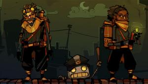 The Swindle is Spelunky meets Deus Ex, a stealth roguelike in a steampunk top hat