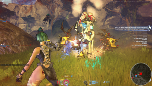 Firefall patch packs in the action making it much more fun to play