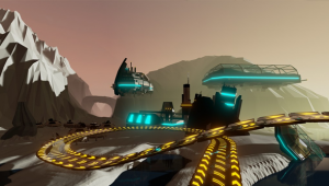 Red:Out is Wipeout, but on the PC. It's about time.