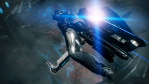 Warframe Archwing update turns you into a rocket-powered space ninja