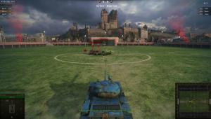 Surviving the World Cup doldrums with World of Tanks: Football Edition