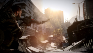 Battlefield 3: Aftermath hands on: scoping out the enemy