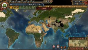 The man who would be Caesar: Rebuilding the Roman Empire in Europa Universalis IV