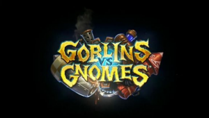 Hearthstone's next expansion is Goblins vs Gnomes