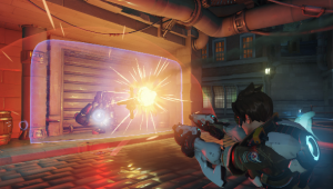 Overwatch's heroes look to mix up MOBA and FPS class sensibilities