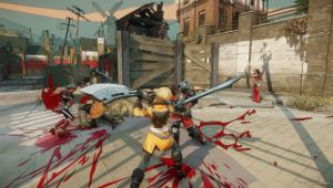 Battlecry preview: multiplayer mauling in a strange steampunk world