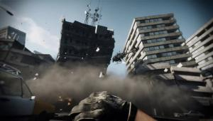Battlefield 3: Aftermath trailer shakes things up