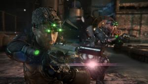 Hands on with Splinter Cell: Blacklist