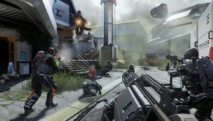 Call of Duty: Advanced Warfare's new multiplayer mode is basketball with jetpacks