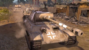 Company of Heroes 2 trailer claims to be about more than tanks but isn't really thumbmail