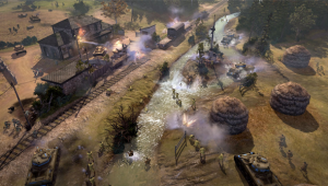 Company of Heroes 2: The Western Front Hands-on
