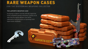Counter-Strike: Global Offensive Arms Deal update paves way for Dota 2-like workshop