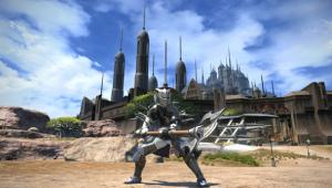 Final Fantasy XIV: A Realm Reborn impressions: a stirring turn-around