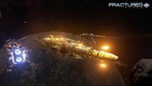 Making it in Unreal: inside Fractured Space, the capital ship counterpart to Valkyrie