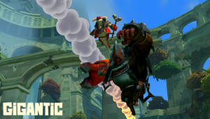 Gigantic is the most interesting and exciting moba of 2015
