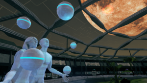 Human Orbit is the Sims, but in space