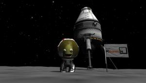 Kerbal Space Program alpha review