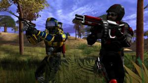 Planetside 1 is going free-to-play