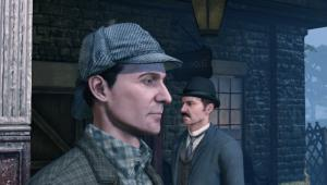 Putting on the deerstalker and becoming Sherlock Holmes in Crimes and Punishments