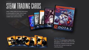 Steam Trading Card beta launches; achievements now have tangible value thumbmail