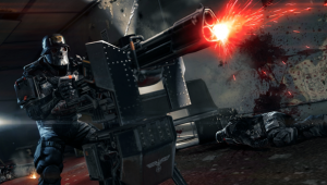 Wolfenstein: The New Order hands-on: laser wangs