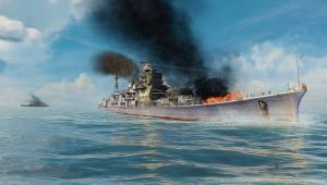 World of Warships is quietly brilliant