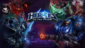 Heroes of the Storm will bring MOBA/ARTS to the masses