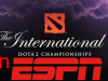 The International 2014 Dota 2 Championships will be broadcast live on ESPN
