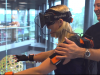 Oculus Rift coupled with multiple motion capture suits to bring us one step closer to a holodeck