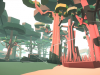 Ultraworld trailer unveils off colourful polygonal world for the exploring