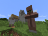 Minecraft update adds trading with NPCs and pyramids; now sating cubist Elite style Egyptian fantasies