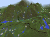 Ordnance Survey upscale Minecraft map of Great Britain to be