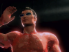 Saints Row 4 trailer reveals a naked, gooey, but very much alive, Johnny Gat