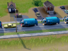 SimCity update 7 brings further improvements to traffic. No more rubbish truck clumping