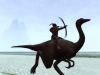 The Stomping Land video shows how to tame dinosaurs