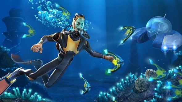 How Subnautica's speedrunners worked together to beat the game in