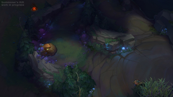 New look: League of Legends' Summoner's Rift is getting some major work done