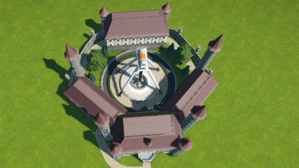 ride skin sundial planet coaster