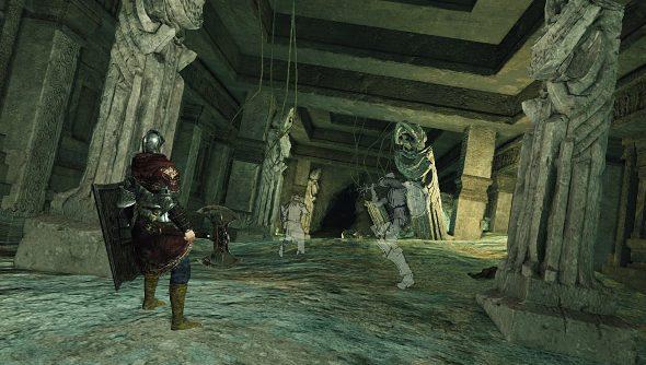 Dark Souls 2 Crown of the Sunken King