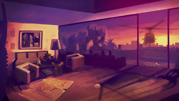 sunset trailer kickstarter tale of tales
