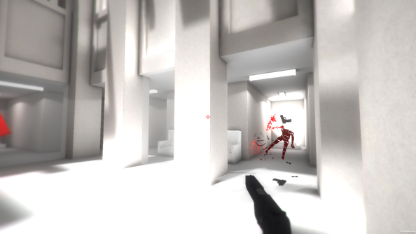 SuperHotCakes: time-ambivalent FPS is fastest Greenlit game on Steam