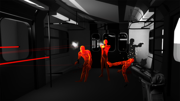 "Self-explanatory: ""real-time chess"" FPS Superhot demands to be Kickstarted"
