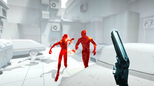 Superhot has launched on Steam - get it for 10% off now and dodge a bullet