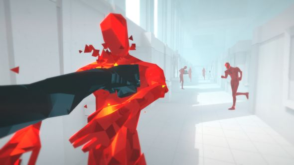 A pizza mod won the Superhot modding competition, taking home a $50,000 contract