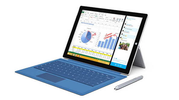 Microsoft unveils the Surface Pro 3, its 12-inch laptop-slayer