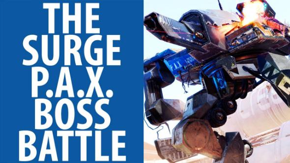 the surge pax boss battle