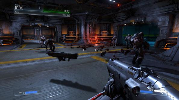 Doom survival snapmap