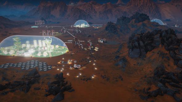 Surviving Mars Paradox